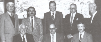 Founding Selections Committee 1986